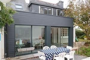 Maison Année 50 : extension et reamenagement d 39 une maison des annees 50 ~ Voncanada.com Idées de Décoration