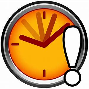 File:Out of date clock icon 2.svg - Wikimedia Commons