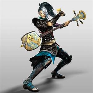 Samurai Warriors 4 Created Character Screenshots Released