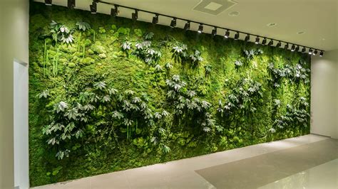 Pflanzen An Wand by Green Wall Systems Living Indoor Planter Designs