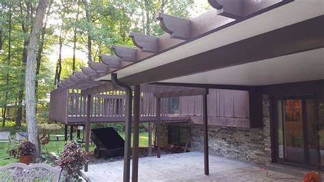 aluminum patio awnings in cincinnati oh