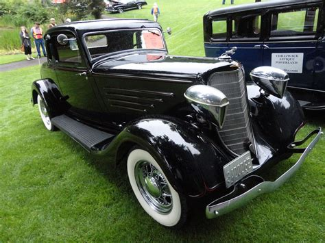 1934 Chrysler Coupe by 1934 Dodge Drxx Coupe With Woodlites Restoration