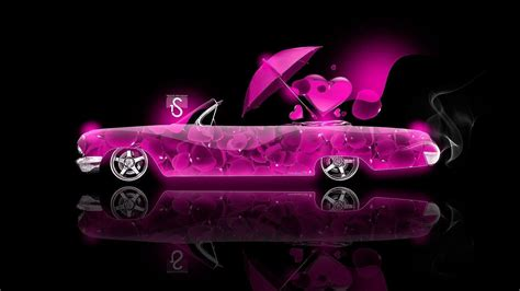 Free Cars Wallpapers Downloads Pink by Pink Cars Wallpapers Wallpaper Cave