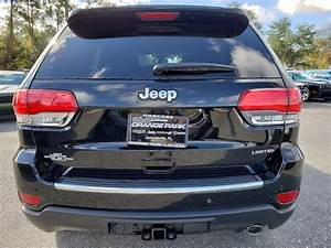 New 2019 Jeep Grand Cherokee Limited 4x2 For Sale In