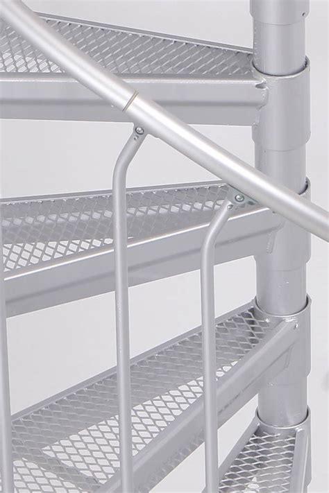 escalier colima 231 on d ext 233 rieur acier galvanis 233 treppen 216 130 cm