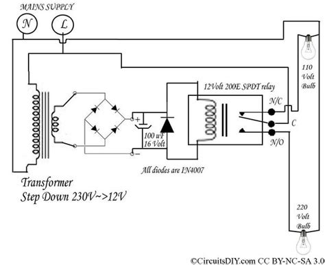 Motor Wiring Diagram 50hz by Can I Use 110v 60 Hz Cfl With 220v 50 Hz Quora