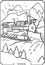 Coloring Polar Express Pages Train Ticket Printable Passenger Pdf Getcolorings Colorings Sheets Freight Getdrawings sketch template