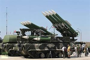 What is a Buk surface-to-air missile system?