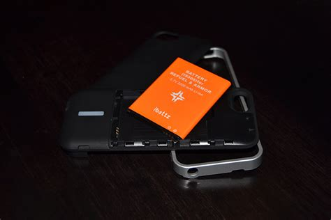 review ibattz mojo refuel battery case  iphone