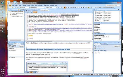 microsoft sharepoint designer microsoft office sharepoint designer 2007 darmowy
