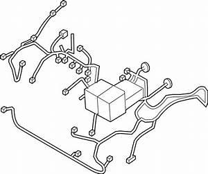 Chevrolet Aveo Engine Wiring Harness  W  O Ac  W  O Abs