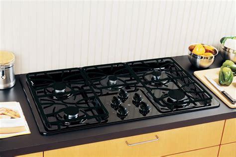 ge gas cooktop 36 inch ge jgp633detbb 36 inch gas cooktop with 5 sealed burners