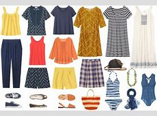 A Laid Back Summer Holiday Wardrobe from Toast Looking