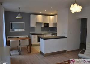 renovation et decoration d39un appartement ancien en With beautiful deco entree de maison 2 murs deau creation espace deau