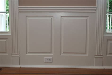 Wainscoting Panels Lowes by Wainscoting Panels Raised Panel Wainscoting Panels