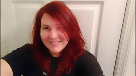 Review For Loreal Feria Cherry Crush Hair Dye