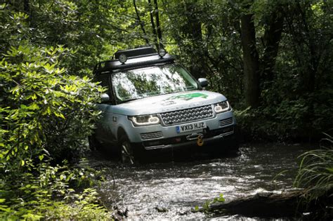 land rover water land rover to launch two diesel hybrids in europe