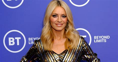 Strictly's Tess Daly says only her mum uses her real name ...