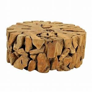 teak wood root coffee table chairish With teak wood root coffee table