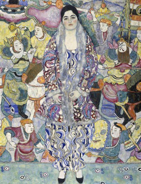 gustav klimt  complete paintings