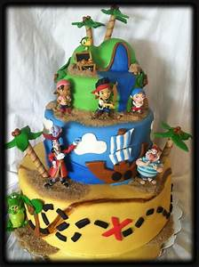 17 Best images about Jake & Neverland Pirates Cakes on ...
