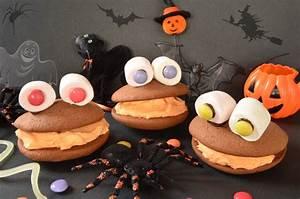 Recette Halloween Salé : cuisine chamallow monstres d halloween recette halloween ~ Melissatoandfro.com Idées de Décoration