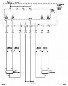2002 Dodge Grand Caravan Sport  When The Headlight Switch