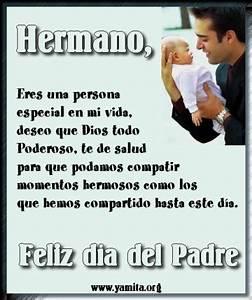 Hermano dia del padre | Felicitaciones | Pinterest