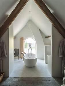 38, Practical, Attic, Bathroom, Design, Ideas