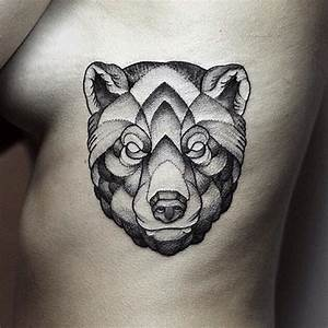 130 Cute Bear Tattoos And Meanings [2017 Collection ...