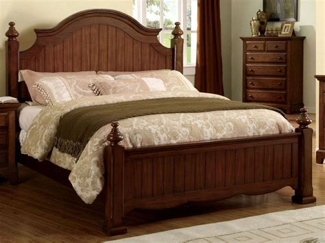 Palm Coast Light Walnut Queen Panel Bed From Furniture Of Leaking Single Handle Kitchen Faucet Floor Plans With Mother In Law Suite Online Building Design Contemporary Homes Designs Gessi Faucets Living Room Under Sink Greek Revival House