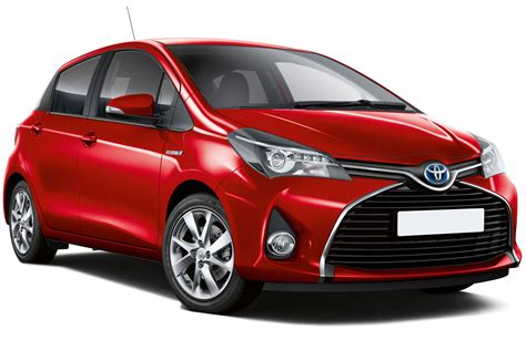 Toyota Car : Toyota Yaris Hybrid Hatchback Review