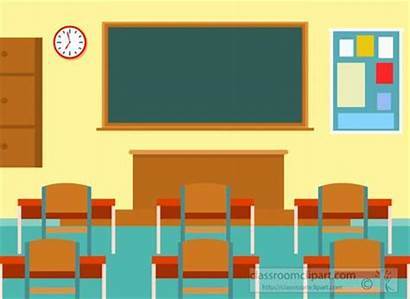 Classroom Clipart Clock Clip Library Inside Student