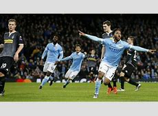 Manchester City se clasificó a octavos de la Champions