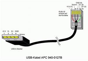 Wiring Diagram Cat5 To Usb