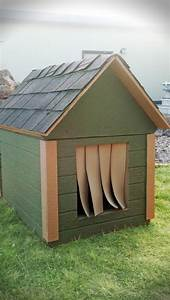 best 25 insulated dog houses ideas on pinterest With outside insulated dog house
