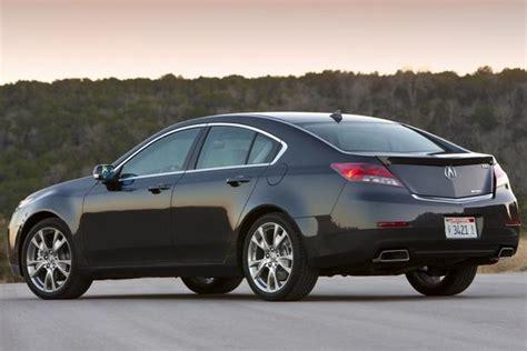 acura tl  car review autotrader