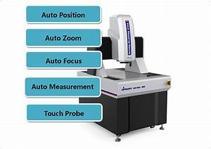 Durable Video Measuring Machine Series For Precision