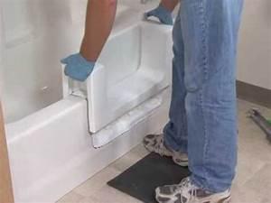 Safeway step bathtub accessibility modification youtube for Bathroom conversions for elderly