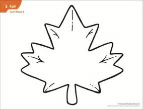 Printable Fall Leaves Patterns