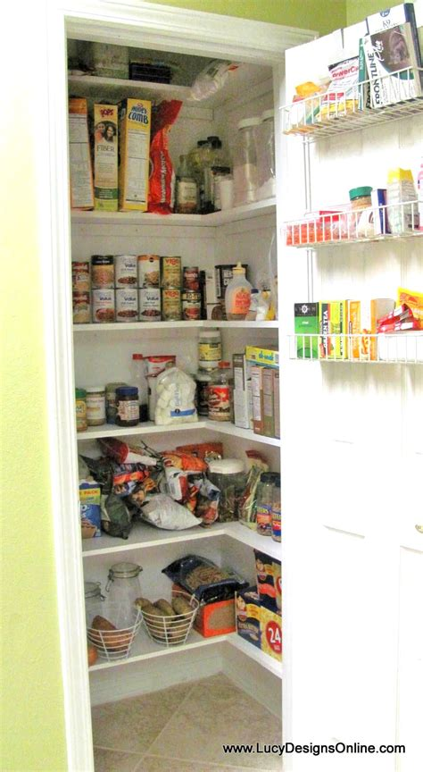 shelves for pantry kitchen pantry makeover diy installing wood wrap around