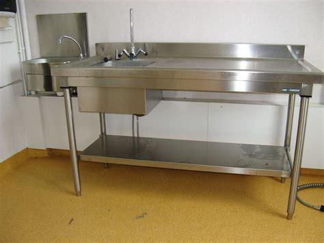 plonge cuisine professionnelle webenchères ventes de matériel d 39 occasion matériel