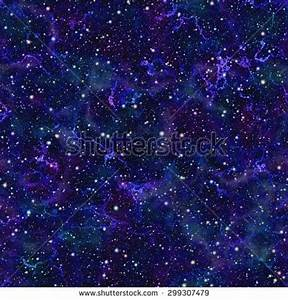 Cosmic Background Colorful Vector Watercolor Galaxy Stock ...