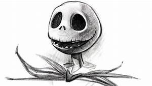 Draw Jack Skellington - Halloween Special - YouTube
