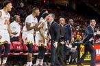 Maryland basketball coach Mark Turgeon has his most ...