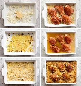 Oven Baked Chicken and Rice (No Stove!) | RecipeTin Eats