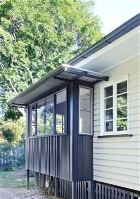 Pop out wall   Contemporary   Exterior   brisbane   by