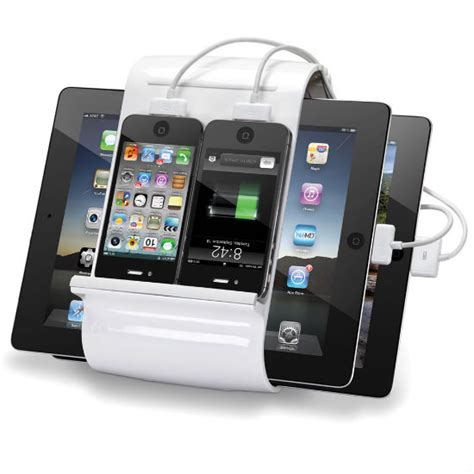 iphone pad charger the 4 iphone charging hub shut up and take my money