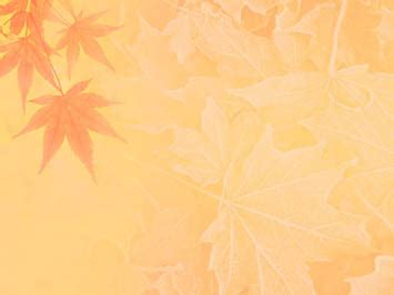 fall autumn  powerpoint templates