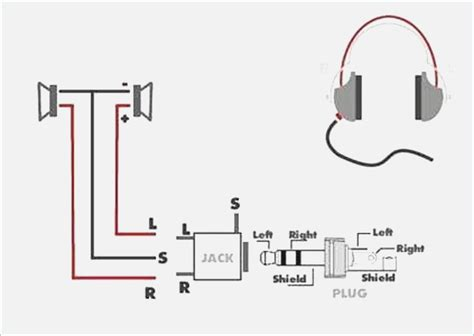 headphone with mic wiring diagram moesappaloosas
